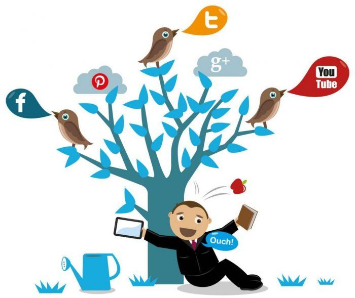 aumentar trafico web sociales