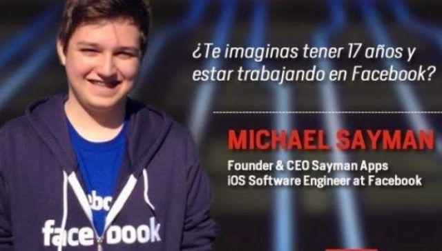 El joven emprendedor
