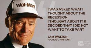 fundador de walmart