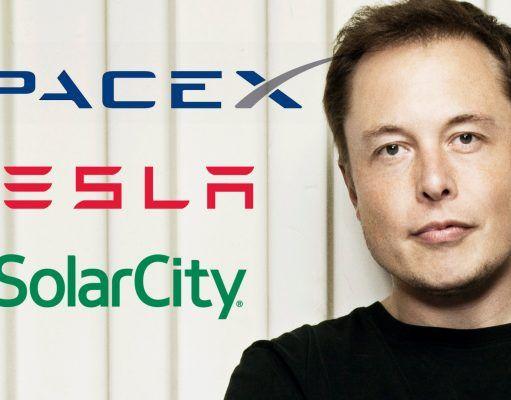 Historia de Elon Musk