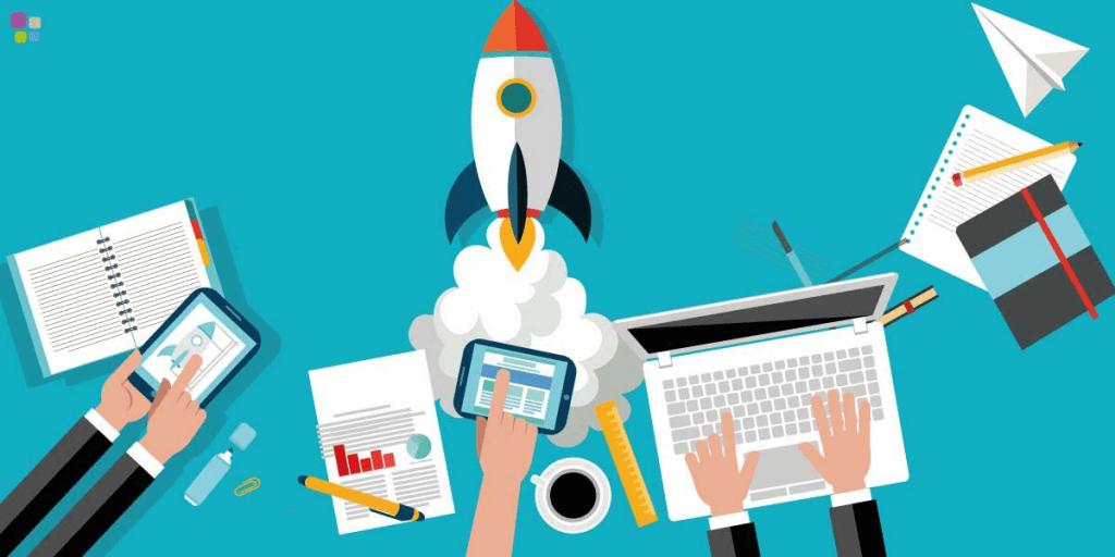 qué son las aceleradoras de startups